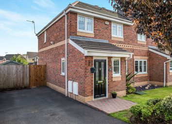 Thumbnail 3 bed semi-detached house for sale in Mercury Way, Skelmersdale