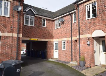 Thumbnail 1 bed flat for sale in Caroline Court, Burton-On-Trent