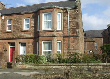 Thumbnail 4 bed semi-detached house for sale in Victoria Avenue, Annan