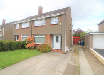 Thumbnail 3 bed semi-detached house for sale in Laggan Road, Glasgow
