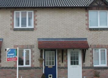 Thumbnail 2 bedroom terraced house to rent in Fuller Close, Swindon, Wiltshire