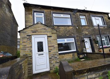 Thumbnail 2 bedroom terraced house for sale in Campbell Street, Queensbury, Bradford
