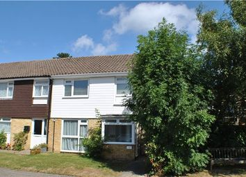 Thumbnail 3 bed end terrace house for sale in Rosemary Court, Court Lodge Road, Horley