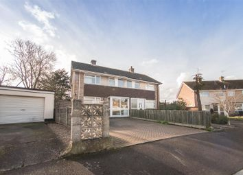 Thumbnail 3 bed semi-detached house for sale in Charles Crescent, Taunton