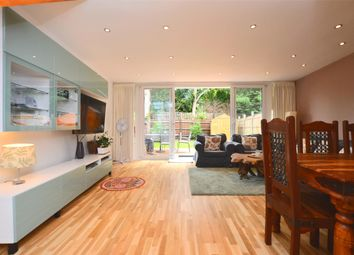 Thumbnail 3 bed terraced house to rent in Roundacre, London