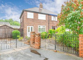 Thumbnail 3 bed semi-detached house for sale in Secker Avenue, Warrington, Cheshire