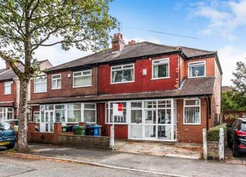 Thumbnail 4 bed semi-detached house for sale in Rye Bank Road, Firswood, Manchester, Greater Manchester