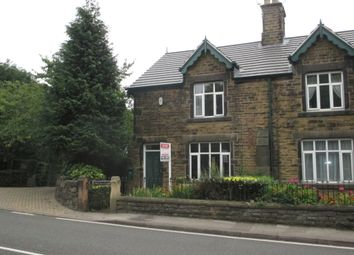Thumbnail 2 bed cottage to rent in Matlock Road, Walton