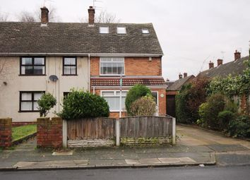 Thumbnail 3 bed terraced house to rent in Hurstlyn Road, Allerton, Liverpool