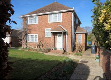 Thumbnail 4 bed detached house for sale in North Shore Road, Hayling Island