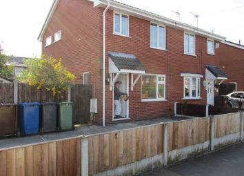Thumbnail 3 bed semi-detached house to rent in Hurst Street, Leigh, Manchester, Greater Manchester