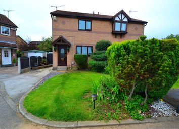 Thumbnail 2 bed semi-detached house for sale in Amorys Holt Way, Maltby, Rotherham, South Yorkshire