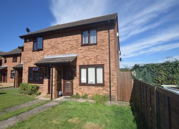 Thumbnail End terrace house for sale in Eastdale Close, Kempston, Bedford