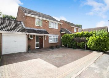 Thumbnail 3 bedroom detached house for sale in Blakeney Drive, Luton, Bedfordshire