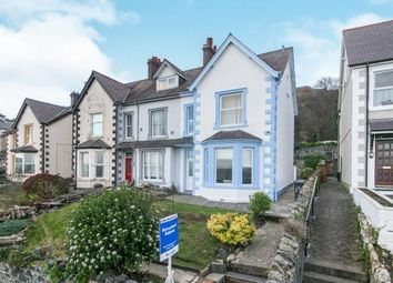 Thumbnail 3 bed semi-detached house for sale in St. Johns Park, Penmaenmawr, Conwy