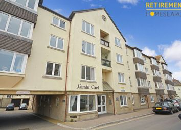 Thumbnail 1 bed flat for sale in Leander Court, Teignmouth