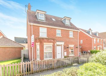 Thumbnail 5 bed detached house for sale in Mayhew Road, Rendlesham, Woodbridge