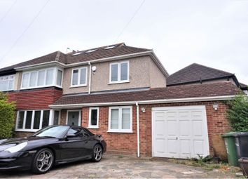 Thumbnail 5 bed semi-detached house for sale in Moreton Close, Waltham Cross