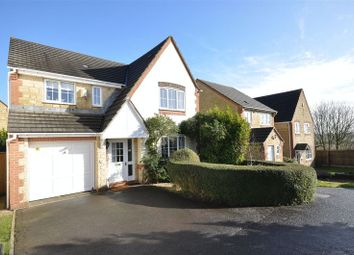 Thumbnail 4 bed detached house for sale in Faulkland View, Peasedown St. John, Bath