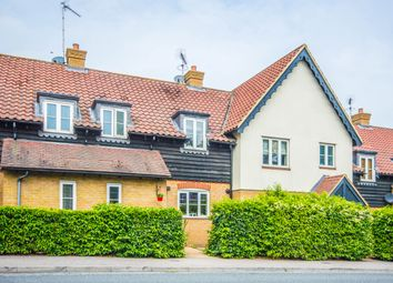 Thumbnail 3 bed terraced house to rent in Cambridge Road, Thundridge, Ware