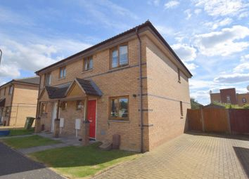 Thumbnail 3 bedroom semi-detached house for sale in Coles Avenue, Leadenhall, Milton Keynes