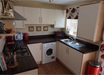 Thumbnail 2 bedroom town house for sale in St. Benedict Mews, Leeds
