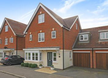 Thumbnail 5 bed detached house to rent in Fenemore Road, Kenley