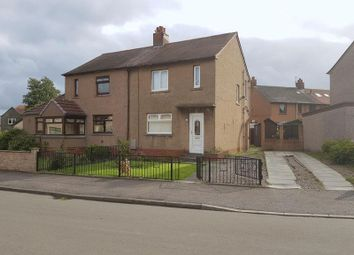 Thumbnail 2 bed semi-detached house to rent in Swallow Crescent, Buckhaven, Fife