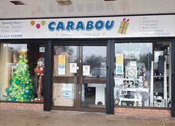 Thumbnail Retail premises for sale in Hawks Green District Centre, Heath Way, Heath Hayes, Cannock