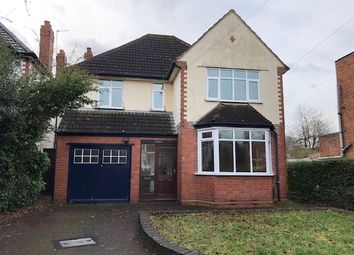 Thumbnail 4 bed detached house to rent in Coalway Road, Wolverhampton