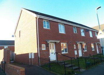 Thumbnail 3 bedroom end terrace house for sale in Bryn Y Clochydd, Townhill, Swansea