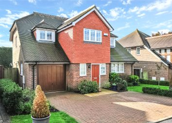 Thumbnail 5 bed detached house for sale in Great Field Place, East Grinstead, West Sussex