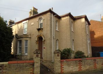 Thumbnail 4 bed end terrace house to rent in London Road, Ipswich