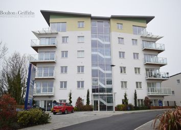 Thumbnail 1 bed flat to rent in Trem Elai, Penarth