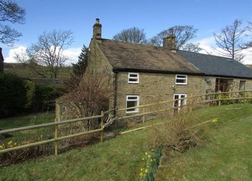 Thumbnail 3 bed cottage to rent in The Wash, The Wash, Chapel En Le Frith
