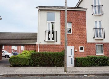 Thumbnail 3 bed town house for sale in Cresswell Road, Hanley, Stoke-On-Trent, Staffordshire