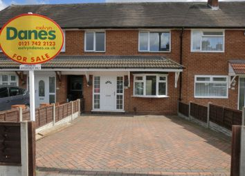 3 bed terraced house for sale in Bowater Avenue, Yardley, Birmingham B33