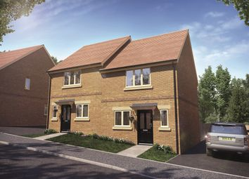 Thumbnail 2 bed semi-detached house for sale in Bewick Green, Wing, Leighton Buzzard