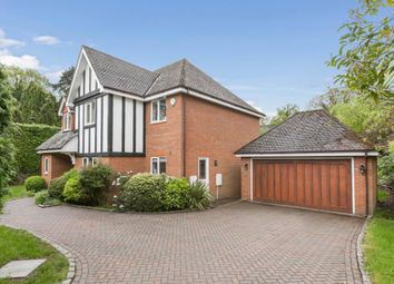 Thumbnail 5 bedroom detached house to rent in Westacres, Esher
