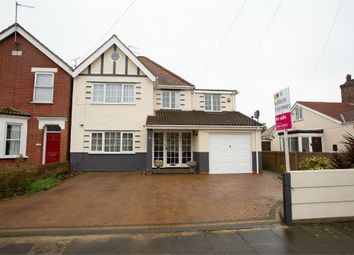 Thumbnail 5 bed detached house for sale in Thoroughgood Road, Clacton-On-Sea, Essex