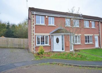 Thumbnail 2 bed end terrace house for sale in Moorlands Drive, Stainburn, Workington