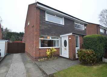 Thumbnail 2 bed semi-detached house for sale in Bracadale Drive, Davenport, Stockport