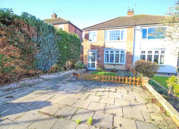 Thumbnail 3 bed semi-detached house for sale in Addison Road, Bilton, Rugby