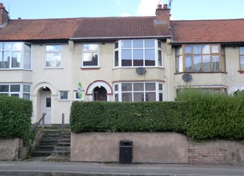 Thumbnail 4 bedroom terraced house to rent in Albany Rd, Earlsdon, Coventry