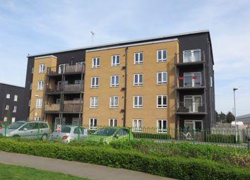 Thumbnail 2 bed flat for sale in Oak Tree House, Schoolfield Road, West Thurrock