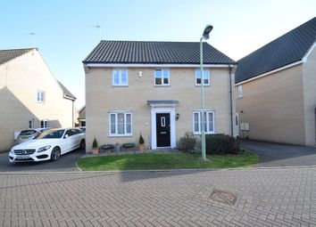 Thumbnail 4 bedroom detached house to rent in Little Green, Elmswell, Bury St. Edmunds
