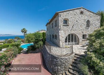 Thumbnail 6 bed villa for sale in Mandelieu, Cannes, French Riviera