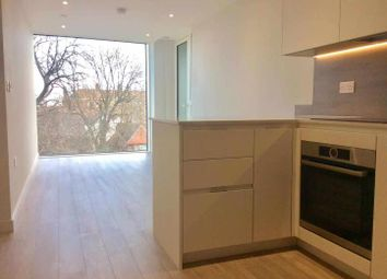Thumbnail 1 bed flat to rent in Skylark Point, 48 Newnton Close, London
