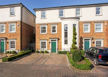 Thumbnail 5 bed semi-detached house to rent in Hanger Hill, Weybridge
