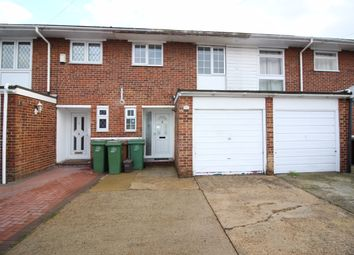 Thumbnail 3 bed terraced house to rent in Washington Road, Worcester Park, Surrey